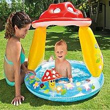 TlueTathtub Mashroom Muster Aufblasbare Swimming Pool 102 * 98 Cm Baby Kinder Zwembad Piscina Bebe Spiel Spielplatz Badewanne Im Freien
