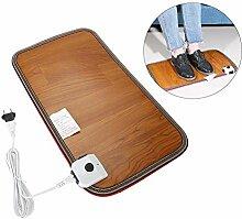 TMISHION Elektrische Fußwärmer, Extra Breites