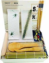 TMKEFFC Sushi-Herstellung und Servier-Set,