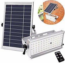 TMKOO 65 LED Solarleuchten Außen, Solar Lampen