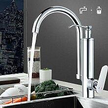 TNR® Wasserhahn Chrom Seife Mit Wasserhahn Design
