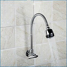 TNR® Wasserhahn einfach kalt rundum mit