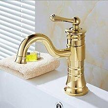TNR® Wasserhahn heiß & kalt Messing Einhebel