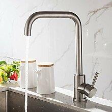 TNR® Wasserhahn Küchenarmatur mit gefiltertem