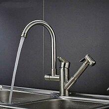 TNR® Wasserhahn Küchenarmaturen Drehbare