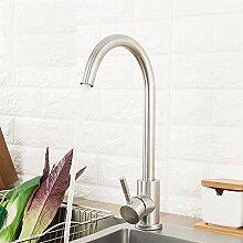 TNR® Wasserhahn Küchenarmaturen Edelstahl