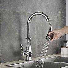 TNR® Wasserhahn Küchenarmaturen Kran für