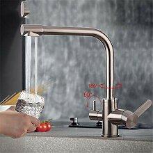 TNR® Wasserhahn Küchenarmaturen mit gefilterten