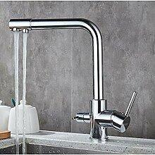 TNR® Wasserhahn Küchenspüle Wasserhahn