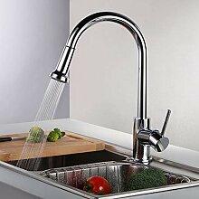 TNR® Wasserhahn Traditioneller Küchenarmatur