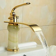 TNR® Wasserhahn Wasserfall Marmor Wasserhahn