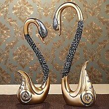 Toaryong Ein Paar Der Swan Heimtextilien Hochzeit