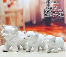 Toaryong Eine Moderne, Minimalistische Ausstattung Schmuck Schmuck Visionario Elefant Einrichtung Tv-Schrank Dekoration Kreative Geschenk, Einem Satz Von Drei