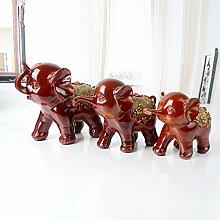 Toaryong Kreative Wohnungseinrichtung Ornamente Europäische Harz Kunsthandwerk Wie Möbel Lucky Sambo Glückverheißenden Hochzeit Geschenk Dekoration Geschenke, Große Auswahl An Günstigen Sambo