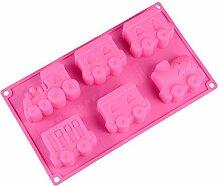 Toaster Pfannen 6 Cavity