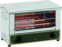 Toaster Roller Grill 1Ebene 2kW 230V 450x
