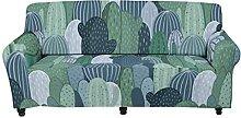 Tobgreatey Sofa Überwürfe Vintage Kaktus