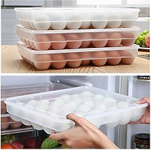 Todaytop Kühlschrank Eierbox Eierbehälter