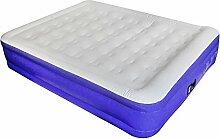 Todeco - Aufblasbares Bett, Luftmatratze -