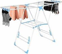 Todeco - Kleiderständer mit Seitenablagen,