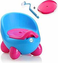 Töpfchen Kinder Pissoir, Babytopf, Kindertoilette Kinder Frosch Urinal ( Farbe : 10# )