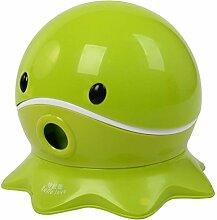 Töpfchen Kinder Pissoir, Babytopf, Kindertoilette Kinder Frosch Urinal ( Farbe : Grün )