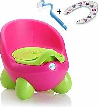 Töpfchen Kinder Pissoir, Babytopf, Kindertoilette Kinder Frosch Urinal ( Farbe : 9# )