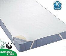 Tofern Matratzenauflagen Bettlake Bettauflage mit