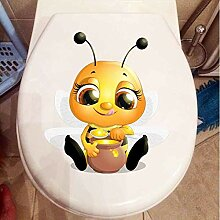 Toilettenaufkleber Kreative Toilette Aufkleber