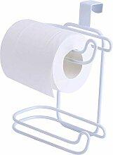 Toilettenpapierhalter 2 Rollen Toilettenpapier
