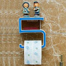 Toilettenpapierhalter Abs,Kreativ