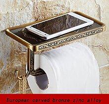 Toilettenpapierhalter,Antique Wc papierhalter Wc