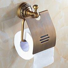 Toilettenpapierhalter Wand,Bronze Europäisch