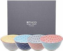 Tokio Design Studio Star Reis Wave Schale,
