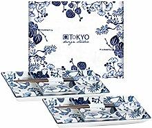 TOKYO design studio Flora Japonica Sushi-Set