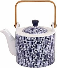 TOKYO design studio Nippon Blue Tee-Kanne