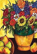 Toland Home Blumenstrauß für den Garten, 71,1 x