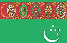 Toland Home Garden 1010751Turkmenistan