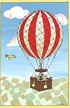 Toland Home Garden Let's Go Luftballon, 31,8 x