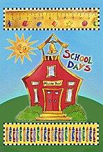 Toland Home Garden Schule Haus/Garten Flagge