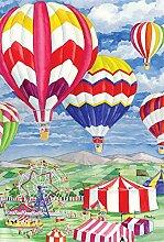 Toland Home Garten-Luftballons 28 x 40 Zoll