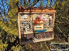 Tolles Insektenhotel, Insektenhaus als funktionale