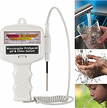 Tomasa Elektronisch Wassertestgerät Wasser Test