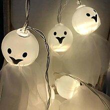 Tomasa LED Lichterketten Halloween, Party