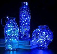 Tomasa LED Lichterketten,Weihnachts LED Schnur