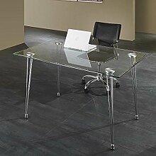 Tomasucci Schreibtisch Glas Matra