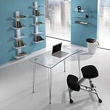 Tomasucci Schreibtisch Glas NY
