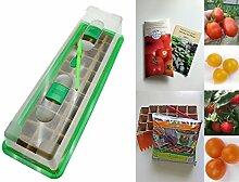 Tomaten-Anzucht-Set (unbeheizt): 'Buschige