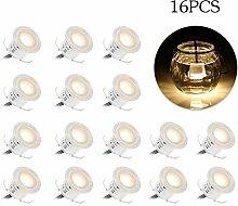 Tomshine LED Einbaustrahler,Einbauleuchten,16