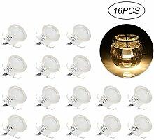 Tomshine LED Stehlampe, 15W LED Stehleuchte modern